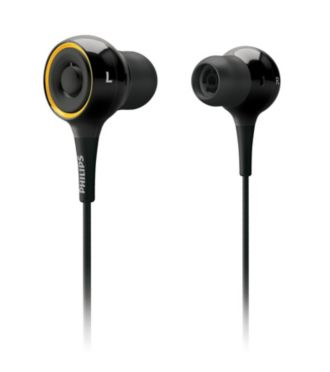 Philips  In-Ear Headphones  SHE6000/28