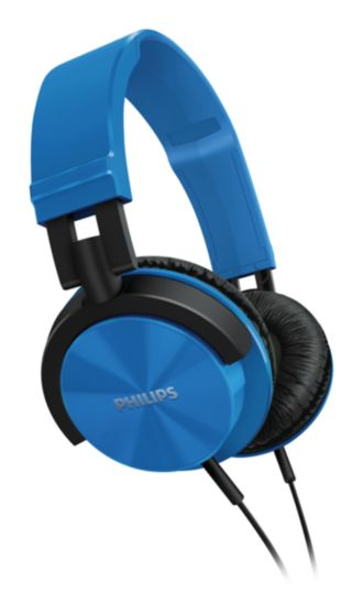 Philips  Headband headphones  SHL3000BL/00