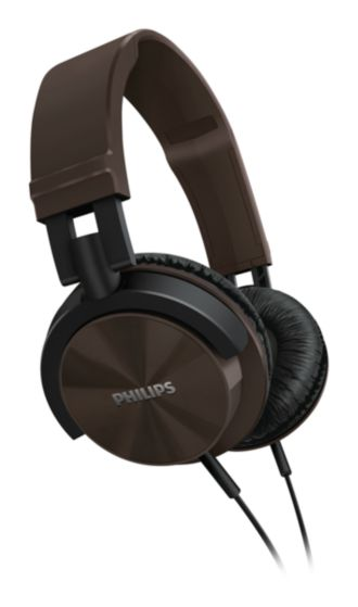 Philips  Headband headphones  SHL3000BR/00
