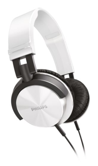 Philips  Headband headphones  SHL3000WT/00
