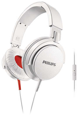 Headband headphones SHL3105WT/00