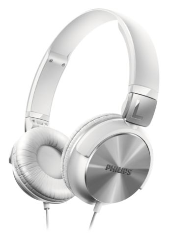 32-mm drivers/closed-back On-ear Headphones