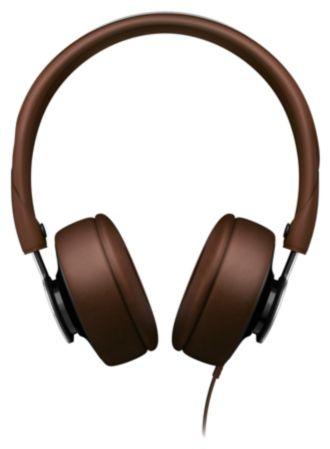 Philips  Audífonos con micrófono Cerrados en parte post. c/ contr. 40 mm SHL5605BK/10