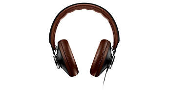 40mm drivers/closed-back Headphones with mic