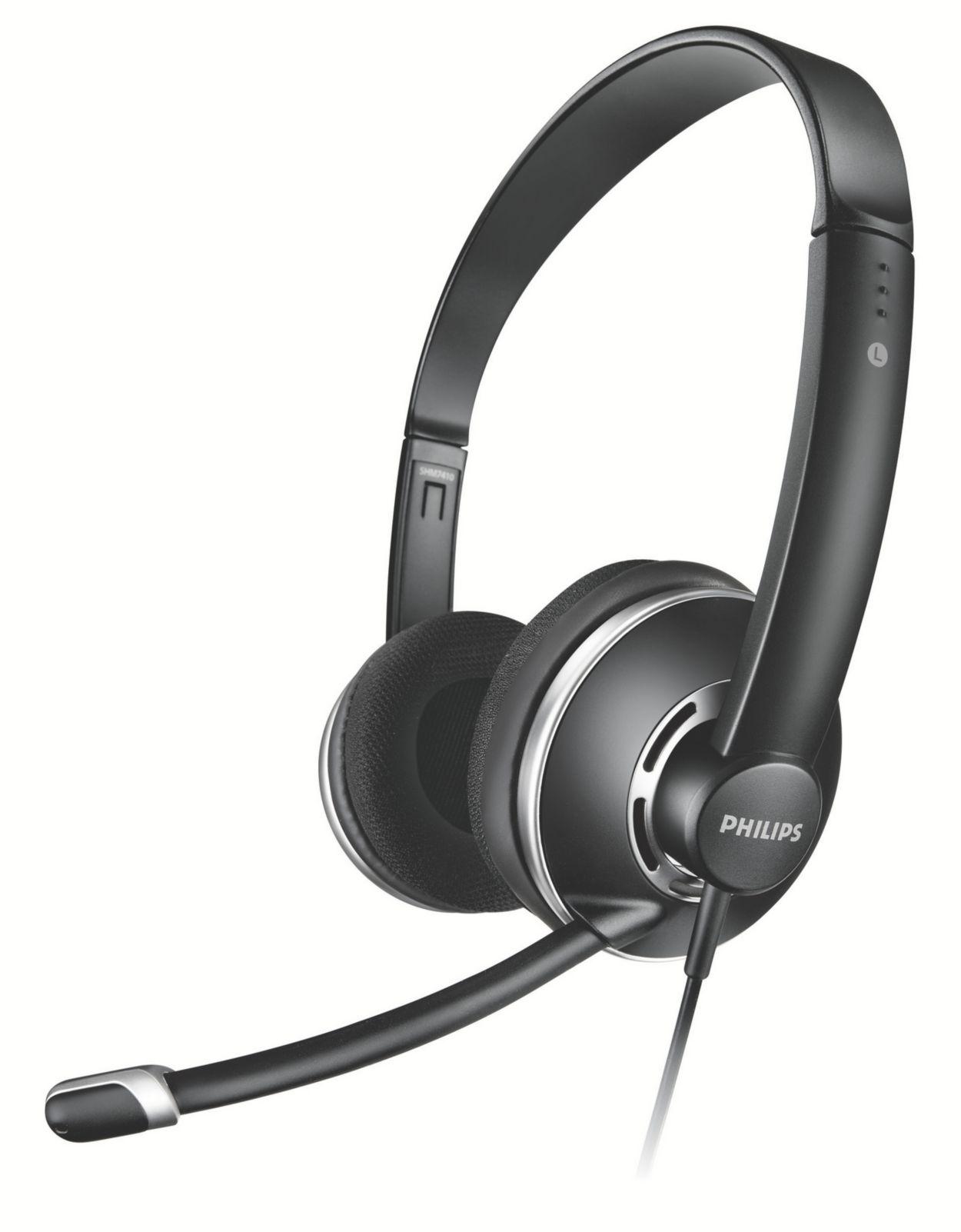 PC Headset SHM7410/97 | Philips