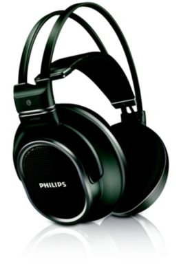 HiFi-hoofdtelefoon met puur High Definition-geluid