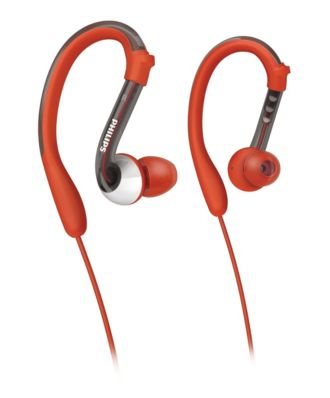 Philips  Earhook Headphones ActionFit SHQ3000/28