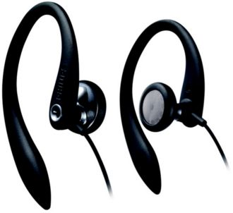 Philips  Earhook Headphones  SHS3200/37