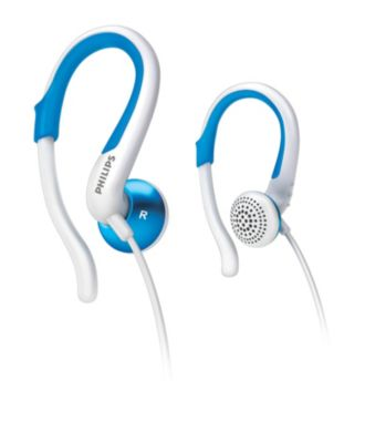 Philips  Earhook Headphones  SHS4843/28