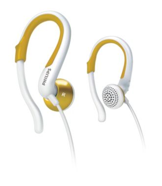 Philips  Earhook Headphones  SHS4845/28