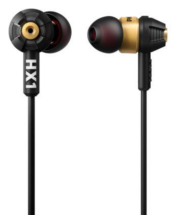 8,6 mm garsiakalbiai / pusiau uždaros, įstatomos į ausis ausinės