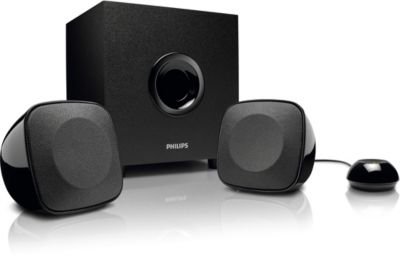 Philips Multimedia Speakers 2.1 SPA1315