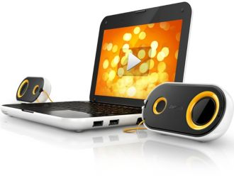 Philips  Notebook USB speakers  SPA4210/10