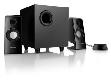 Philips  Multimedia Speakers 2.1 5