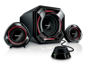 Philips  Multimedia Speakers 2.1  SPA5300/05