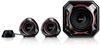 Philips  多媒體喇叭 2.1  SPA5300/10