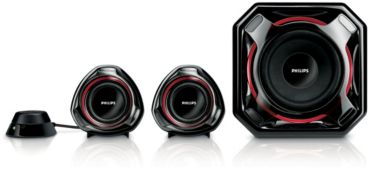 Philips  Multimedia Speakers 2.1  SPA5300/10