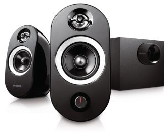 Philips  Multimedia Speakers 2.1  SPA6350/10