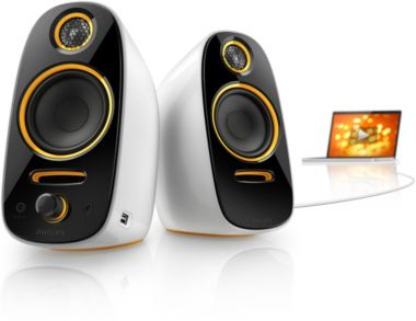 Multimedia Speakers 2.0