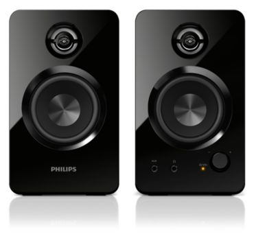 Philips  Multimediehögtalare 2.1  SPA7220/12