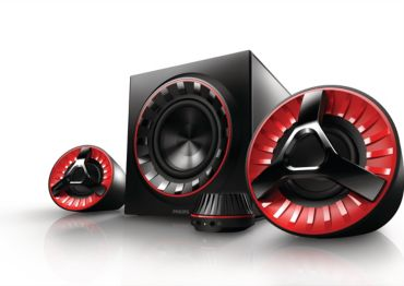 Philips  Multimedia Speakers 2.1  SPA7380/12