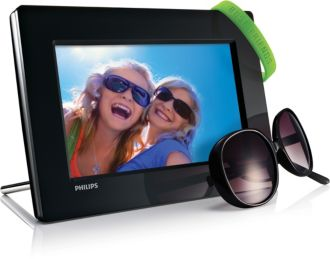 Philips  Digital PhotoFrame 17.8 cm (7