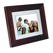philips digital photo frame manual