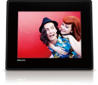Philips  Digital PhotoFrame 20,3 cm (8 tum) SPF4308/10