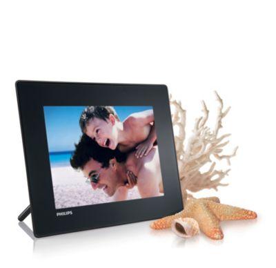 Digitaal PhotoFrame met 10,4 inch multimediascherm
