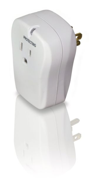 Philips  Home Electronics Surge Protector 1 outlet SPP3010A/17