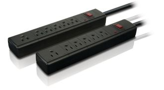 Philips  Home Electronics Surge Protector 6 outlets SPP3160D/17