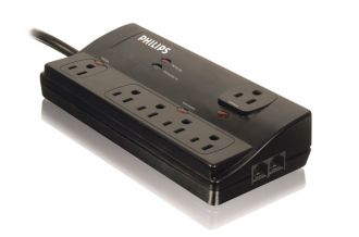 Philips  Home Office Surge Protector Smart surge protection SPP4061I/37