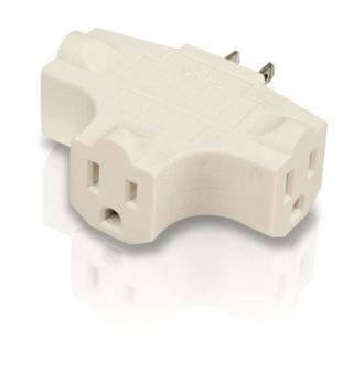 Philips  Power multiplier 3 outlets SPS1030J/17
