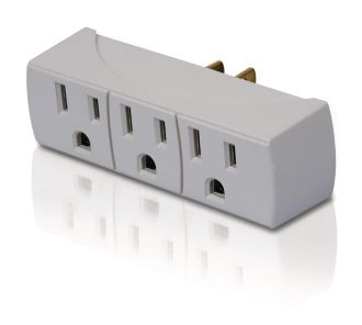 Philips  Power multiplier 3 outlets SPS1030K/17