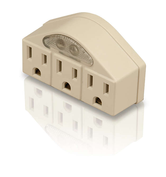 Power multiplier sps1030m 17 philips - Electrical outlet multiplier ...