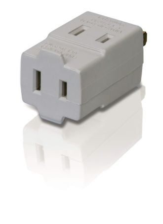 Philips  Power multiplier 3 outlets SPS1030N/17