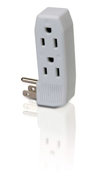 Philips  Power multiplier 3 outlets SPS1030P/17