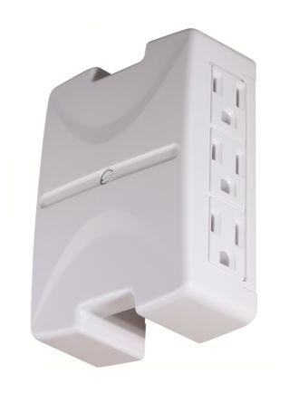 Philips  Power multiplier 6 outlets SPS1060T/17