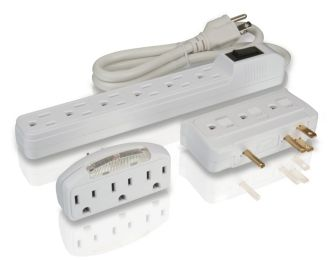 Philips  Power strip Value pack SPS1160A/17