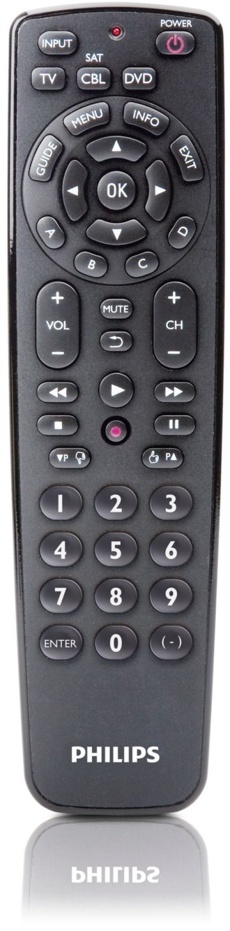 Philips  Universal remote control 3 in 1 SRP2003/27