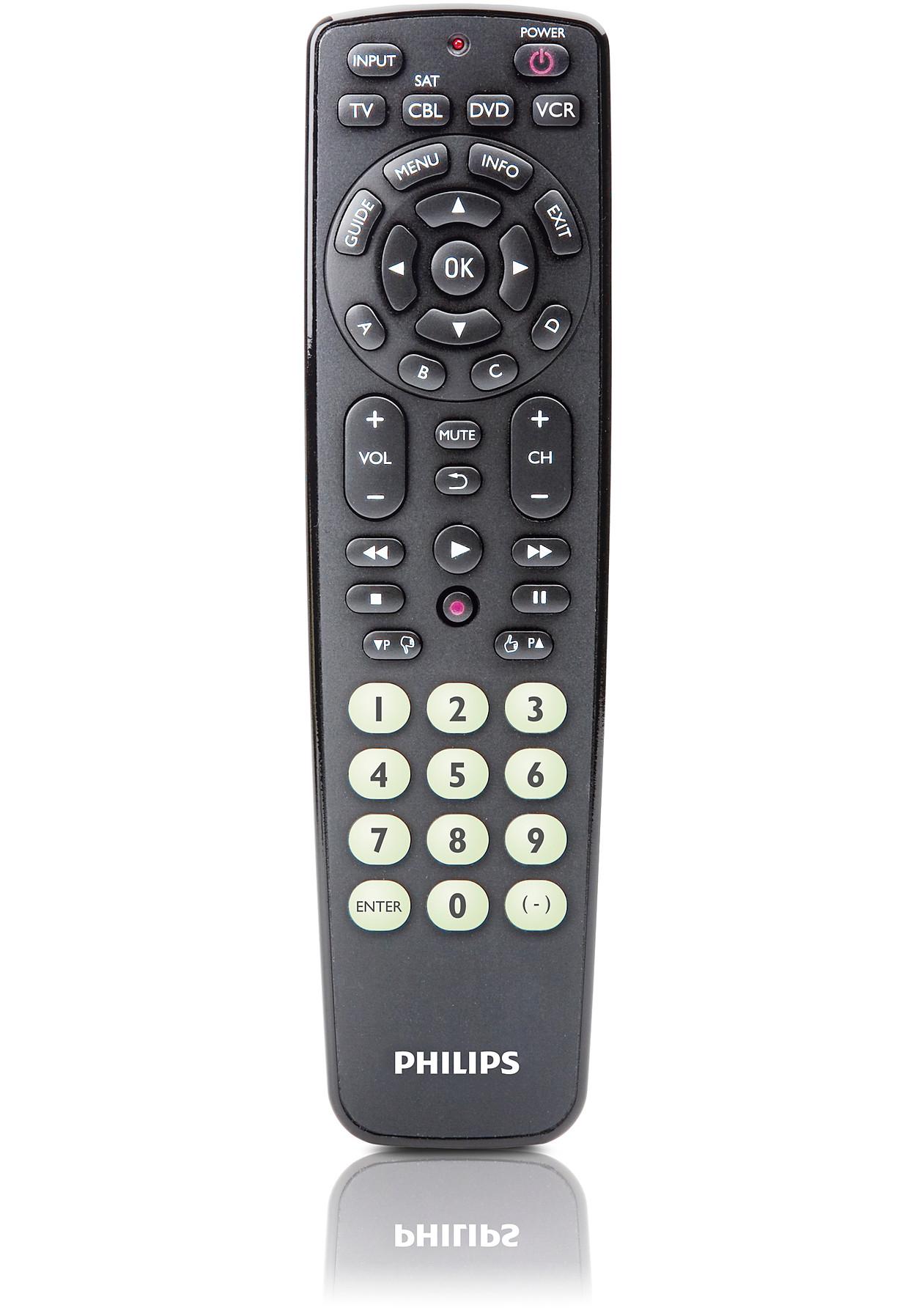 Philips hts35remote code