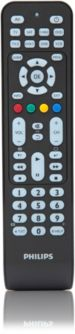 Perfect replacement 8-in-1 Universal remote control