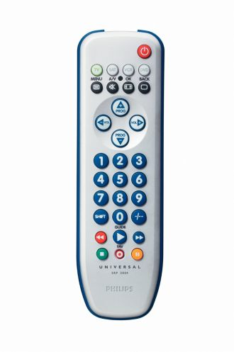 philips universal tv remote control manual
