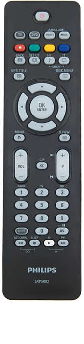Replacement remote