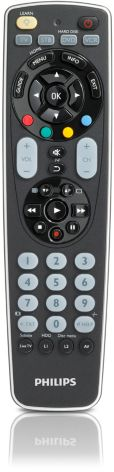 Perfect replacement 4-in-1 backlit button Universal remote control