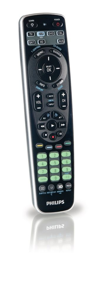 Philips  Universal remote control 7 in 1 SRP6207/27