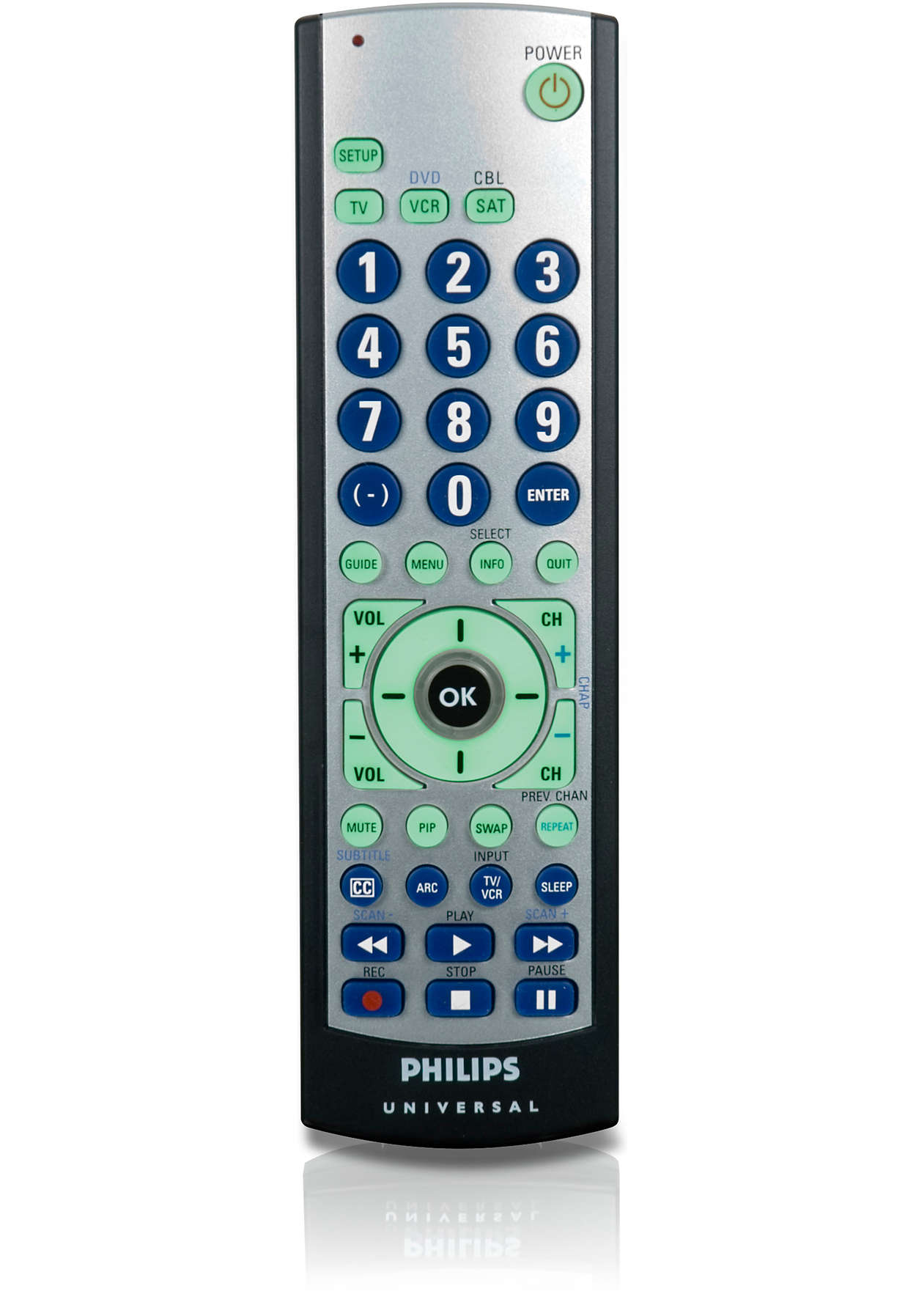 Perfect replacement for lost or broken remote.