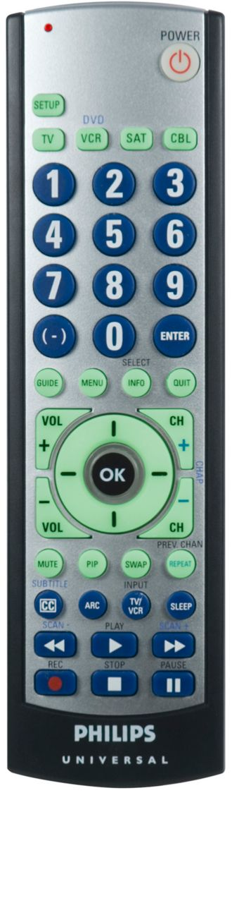 Philips  Universal remote control  SRU3004WM/17