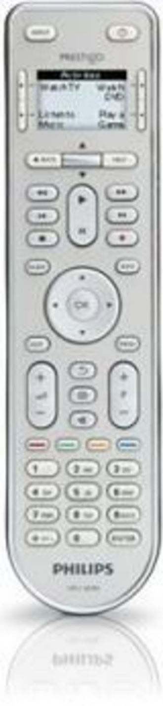 Philips  Universal remote control 6 in 1 SRU6006/10