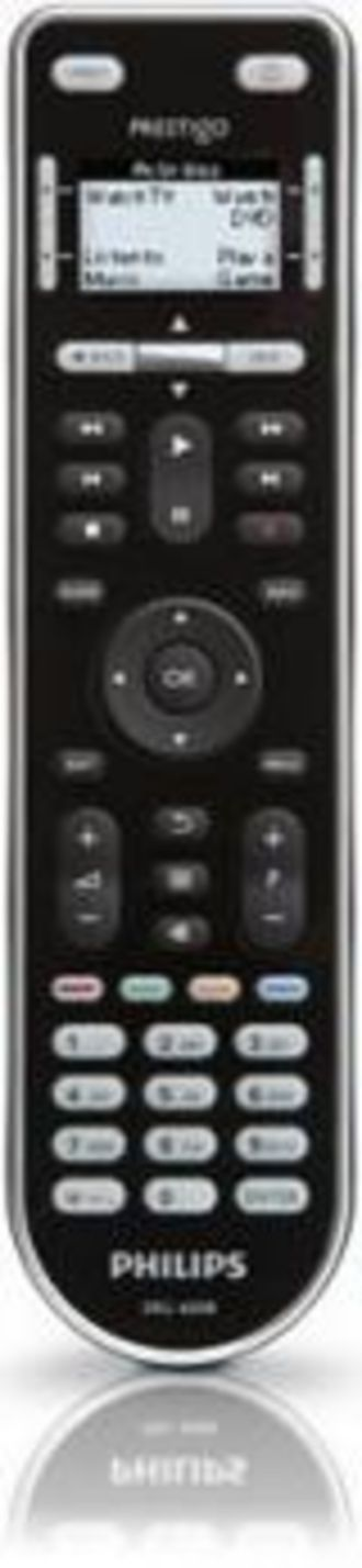 Philips  Universal remote control 8-in-1 SRU6008/10